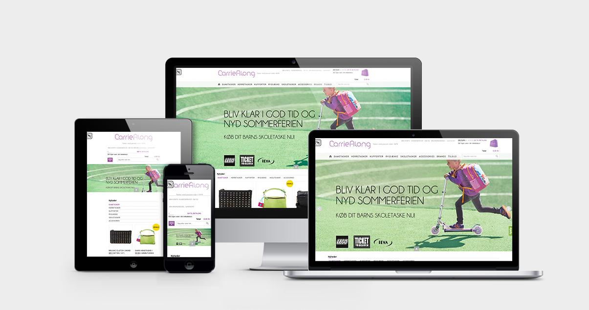 carriealong website