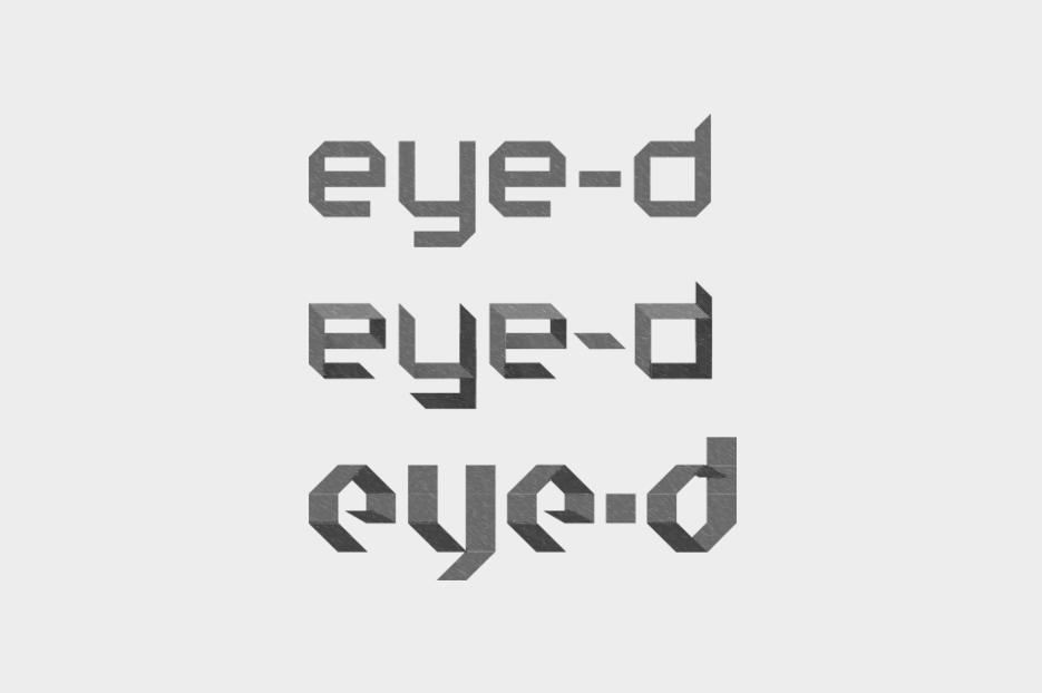 EyeD Skitser
