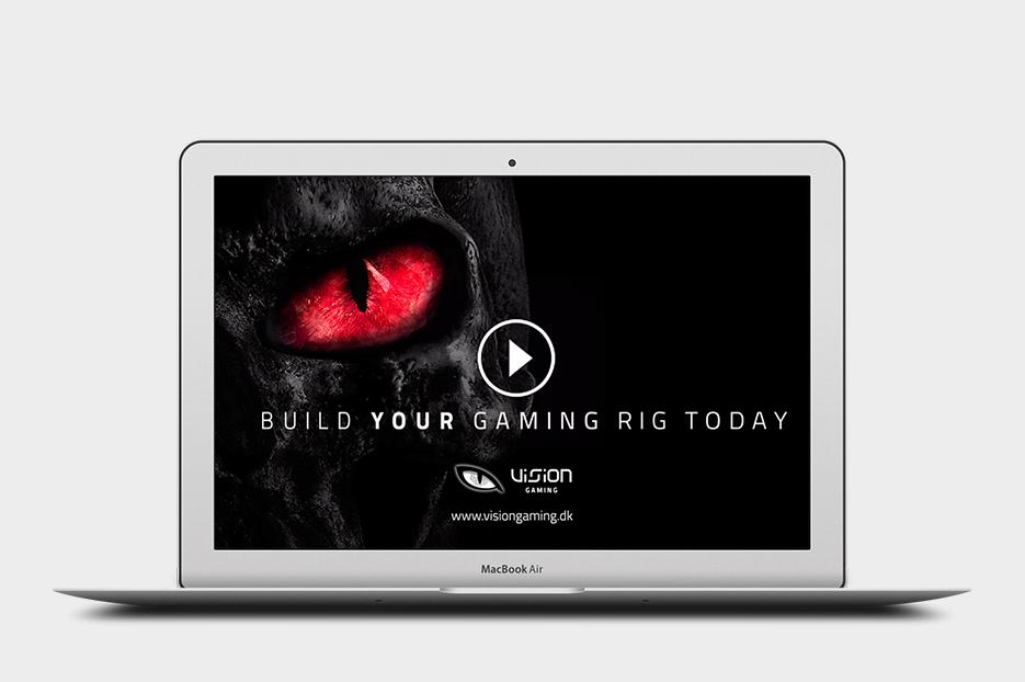 Vision Gaming film